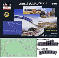 KATO 3-103 HO Scale World's Greatest Hobby Track Set
