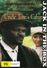Uncle Tom's Cabin DVD NEW, FREE POSTAGE WITHIN AUSTRALIA REGION ALL