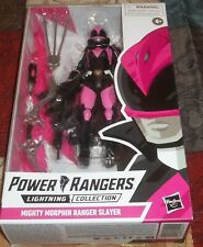 NIB POWER RANGERS LIGHTNING COLLECTION MIGHTY MORPHIN RANGER SLAYER IN HAND