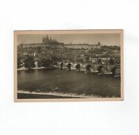 AK Ansichtskarte Praha / Prag / Karlsbrücke und Hradschin