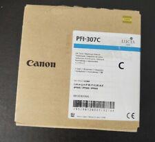 Canon PFI-307c  cyan Ink Tank for iPF 830 840 850 series OEM NEW