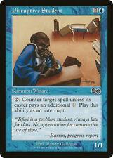 Magic MTG Tradingcard Urza's Saga 1998 Disruptive Student 69/350