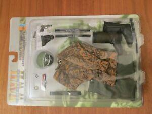 DRAGON MODELS German Elite Officer Camouflage Smock Set 2 #71107 for 1/6 Figures