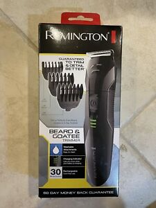 Remington PG6015 Precision Rechargeable Beard & Goatee Trimmer⚡️New, Ships Fast⚡
