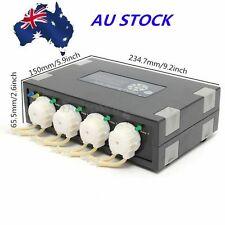 Jebao DP-4 Programmable Automatic Dosing Pump Doser 4 Channel  Aquarium Reef AU