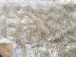 Helmbold 25mm PINKY PEACH Alpaca Dense Straight