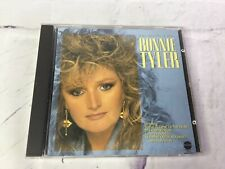 Bonnie Tyler The Greatest Hits CD 1986 Telstar Records West Germany Print RARE