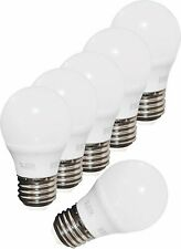 SleekLighting 5.5W A15 Dimmable LED Lightbulb (6 Pack) - General-Purpose...