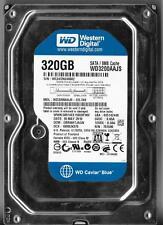 WESTERN DIGITAL WD3200AAJS-22L7A0 320GB SATA HARD DRIVE DCM: DBRNHTJAGN
