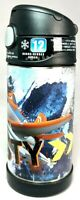Thermos Funtainer Planes Dusty Crophopper Stainless Steel Insulated 12oz Kids