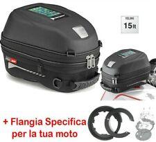 Ducati Multistrada 1260 2018 Givi Borsa Serbatoio St603 Flangia Bf11 Tanklock