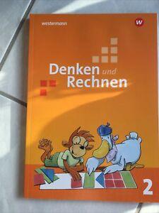 Denken und Rechnen 2. Schülerband. Allgemeine Ausgabe (2016, Taschenbuch)