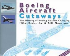 BOEING AIRCRAFT CUTAWAYS ~ THE HISTORY OF BOEING AIRCRAFT COMPANY Aviation