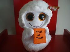 Ty Beanie Boos MIST the ghost 6 inch NWMT.  HALLOWEEN BOOS - LIMITED QUANTITY