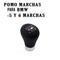 POMO MARCHAS PARA BMW / PALANCA DE CAMBIOS PARA BMW / 5 Y 6 MARCHAS / UNIVERSAL