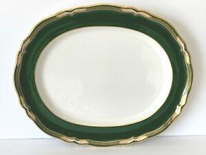 """Vintage Spode Porcelain Harrogate 17 5/8"""" Oval Serving Platter"""