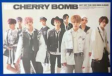 NCT 127 - Cherry Bomb (3rd Mini Album) A Ver.Official Poster New K-POP