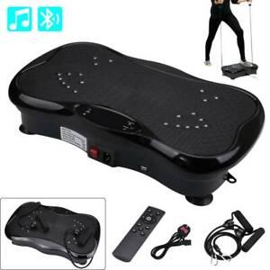 Vibration Plate Crazy Body Shaker Massage Fitness Bluetooths Oscillating Power