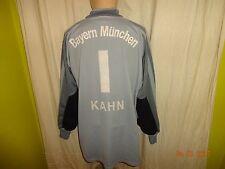 "FC Bayern München Adidas Torwart Trikot 2002/03 ""-T---Mobile-"" + Nr.1 Kahn Gr.XL"