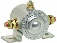 Cole Hersee 24106 12V Grounded Continuous Duty SPST Solenoid
