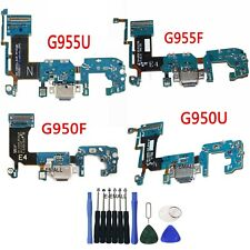 Charging Port Charger Dock MIC Flex Cable For Samsung Galaxy S8 G950 S8 Plus G95