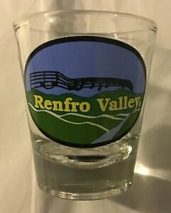 Souvenir Shot Glass - Renfro Valley - Kentucky