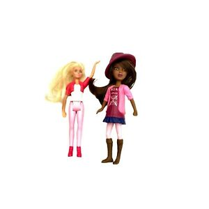 McDonalds Toy Barbie Life In The Dream House Liv Styling Doll Alexis Happy Meal