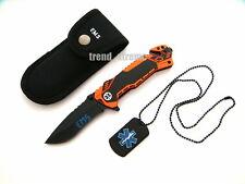 ALBAINOX RESCUE Taschenmesser Klappmesser Rettungsmesser Messer Knife Knives