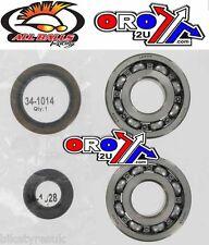 Suzuki RM250 RM 250 89-93 All Balls Cuscinetto Albero Motore & Kit Guarnizioni