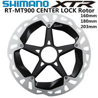Shimano XTR RT-MT900 ICE-TECH Center Lock Disc Brake Rotor 160/180mm w/LockRing