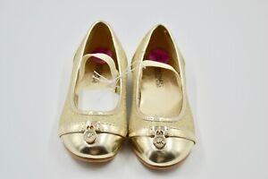 Michael Kors Toddler Girls Ballet Flats