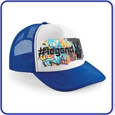 New! Novelty Baseball Cap Kids/ Adults #Legend Peace Sign Designer Rapper HipHop
