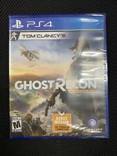 Tom Clancy's Ghost Recon: Wildlands (Sony PlayStation 4, ) SEALED! ... E4