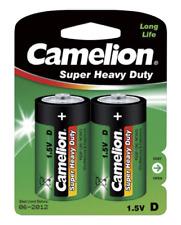 Camelion Mono-Batterie CAMELION Super Heavy Duty 1,5 V, Typ D,