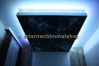 Sternenhimmelshop LED Lichtfaser Set: Sternenhimmel 250 Glasfaser Fernbedienung