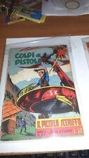 PICCOLO SCERIFFO A COLORI - LIBRETTO anno  X  # 48 - 1957 - ultimo numero