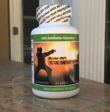 Total Energy Support Formula is all natural, vegetarian and no stimulants