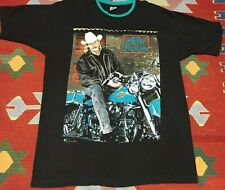 Vintage 90s Alan Jackson T Shirt Xl A Lot about Living and a Little Bout Love