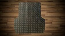 Nissan Navara 2016- 3mm Checkerplate Rubber Load Mat When Liner Fitted