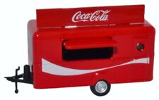 Oxford Diecast 76TR015CC Mobile Trailer Coca Cola OO Gauge
