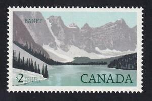 Canada 1985 National Parks $2 Banff, MNH sc#936