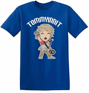 TommyInnit T-Shirt Funny Kids boys girls Youtuber Gaming Girls Boys Top