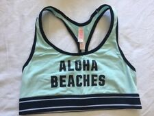 "Victoria Secret Bralette ""Aloha Beaches"" Size S"