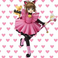 Card Captor Sakura Special figure Series Lovely Kitten Sakura Pink Cat Japan