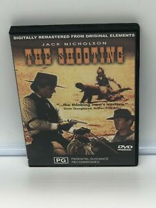 The Shooting DVD Very Good Condition Region 4