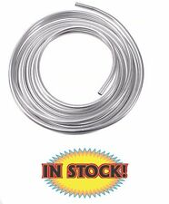"Russell 639480 - 3/8"" Aluminum Fuel Line, 25 Ft Roll - Silver"