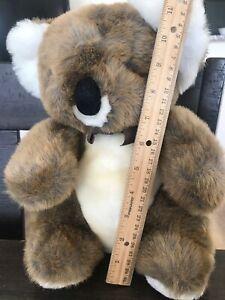 Plush Koala Bear Made In Korea