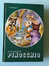 C. Collodi - LE AVVENTURE DI PINOCCHIO - Edizioni Atlas -