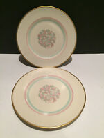 """Franciscan China Rossmore 2~Bread and Butter Plate 6-3/8"""" California"""
