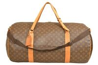 Louis Vuitton Monogram Sac Polochon Travel Bag M41222 - YG00739